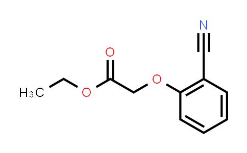 39786-34-0 | (2-Cyanophenoxy)acetic acid ethyl ester
