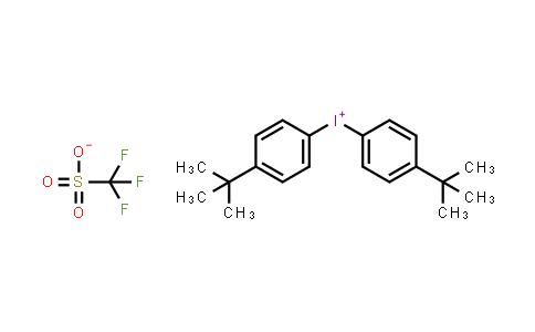 84563-54-2 | Bis(4-tert-butylphenyl)iodonium triflate