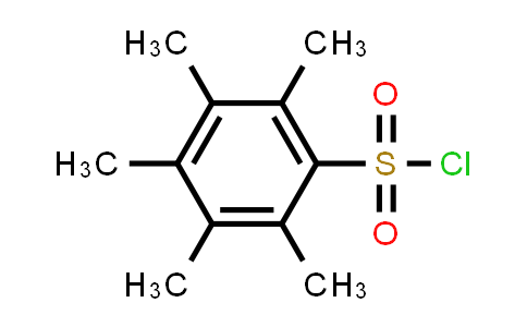 MC461353 | 52499-94-2 | 2,3,4,5,6-Pentamethylbenzene-1-sulphonyl chloride