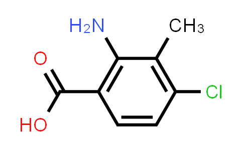 MC461357 | 98968-68-4 | 2-amino-4-chloro-3-methylbenzoic acid