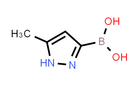 DY461362 | 1163248-54-1 | B-(5-Methyl-1H-Pyrazol-3-Yl)Boronic Acid