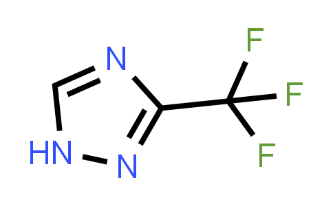 60406-75-9 | 3-(Trifluoromethyl)-1H-1,2,4-triazole