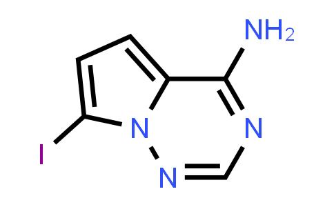 1770840-43-1 | 7-Iodopyrrolo[2,1-f][1,2,4]triazin-4-amine