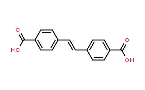 100-31-2 | 4,4'-(Ethene-1,2-diyl)dibenzoic acid