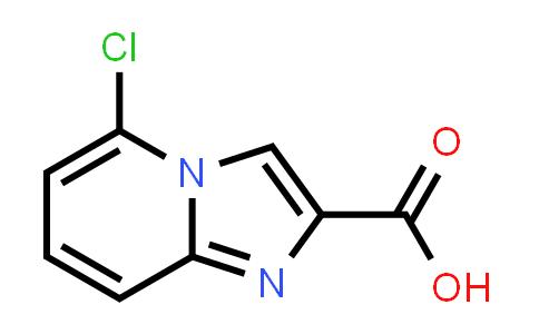 1000017-93-5   5-Chloroimidazo[1,2-a]pyridine-2-carboxylic acid