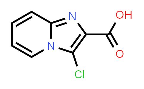 1000017-94-6 | Imidazo[1,2-a]pyridine-2-carboxylic acid, 3-chloro-