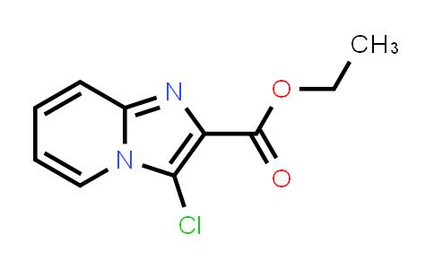 1000017-95-7 | Ethyl 3-chloroimidazo[1,2-a]pyridine-2-carboxylate
