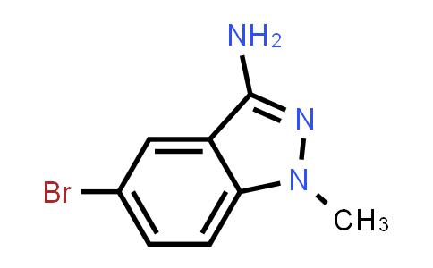 1000018-06-3 | 1H-Indazol-3-amine, 5-bromo-1-methyl-