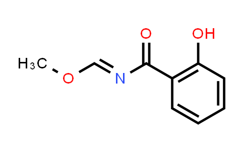 1000018-60-9 | Methanimidic acid, N-(2-hydroxybenzoyl)-, methyl ester