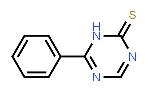 1000018-63-2 | 1,3,5-Triazine-2(1H)-thione, 6-phenyl-