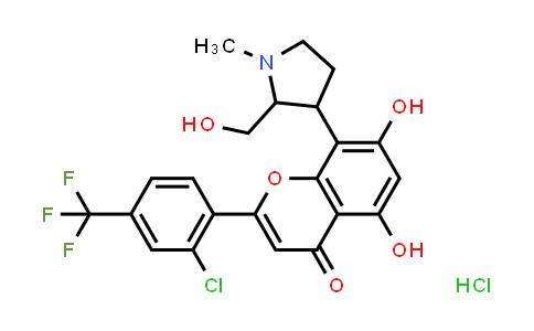 1000023-05-1 | Voruciclib hydrochloride