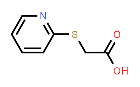 10002-29-6 | Acetic acid, (2-pyridinylthio)-