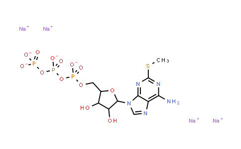 100020-57-3   2-Methylthio-ATP (tetrasodium)