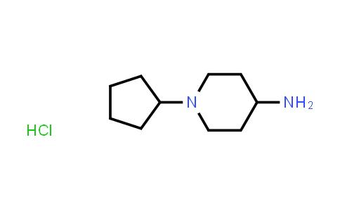 1000287-02-4 | 1-Cyclopentylpiperidin-4-amine hydrochloride
