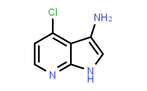 1000340-38-4 | 4-Chloro-1H-pyrrolo[2,3-b]pyridin-3-amine