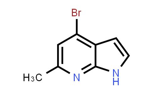 1000340-58-8 | 4-Bromo-6-methyl-1H-pyrrolo[2,3-b]pyridine