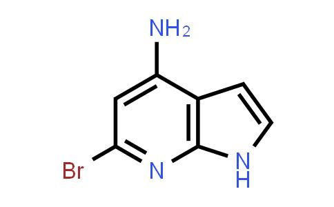 1000340-72-6 | 6-Bromo-1H-pyrrolo[2,3-b]pyridin-4-amine