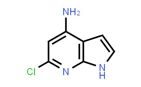 1000340-80-6 | 6-Chloro-1H-pyrrolo[2,3-b]pyridin-4-amine