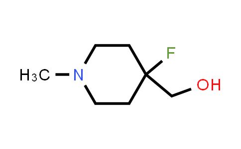 1000341-04-7 | (4-Fluoro-1-methylpiperidin-4-yl)methanol
