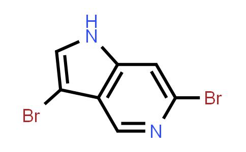 1000341-69-4   3,6-Dibromo-1H-pyrrolo[3,2-c]pyridine