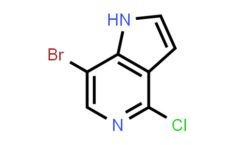 1000342-04-0 | 7-Bromo-4-chloro-1H-pyrrolo[3,2-c]pyridine