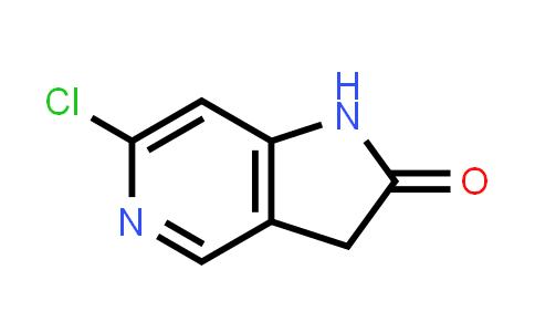 1000342-80-2 | 6-Chloro-1H,2H,3H-pyrrolo[3,2-c]pyridin-2-one
