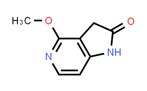 1000342-85-7 | 4-Methoxy-1H-pyrrolo[3,2-c]pyridin-2(3H)-one