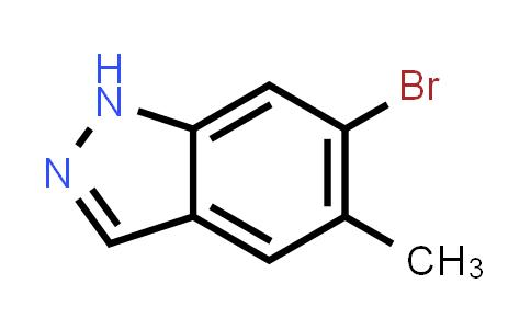 1000343-69-0 | 6-Bromo-5-methyl-1H-indazole