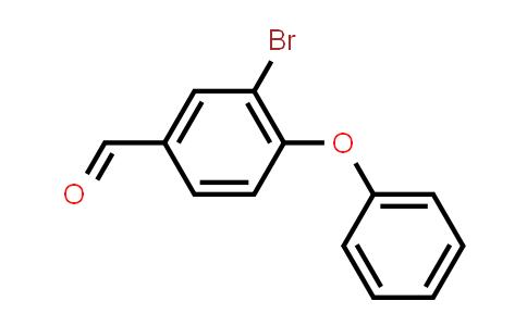 1000414-11-8 | Benzaldehyde, 3-bromo-4-phenoxy-