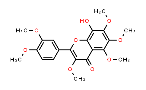 1000415-56-4 | 8-Hydroxy-3,5,6,7,3',4'-hexamethoxyflavone