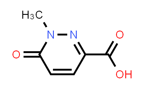 100047-66-3 | 1-Methyl-6-oxo-1,6-dihydropyridazine-3-carboxylic acid