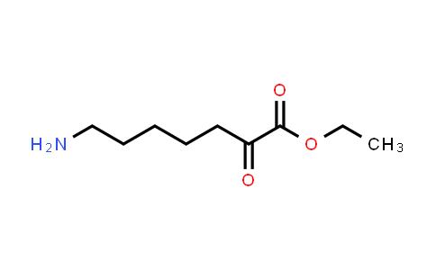 1000512-01-5 | Ethyl 7-amino-2-oxoheptanoate