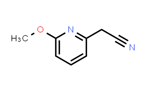 1000512-48-0 | 2-(6-Methoxypyridin-2-yl)acetonitrile