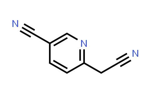 1000516-33-5   2-Pyridineacetonitrile, 5-cyano-