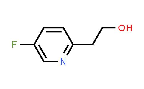 1000521-75-4 | 2-(5-Fluoropyridin-2-yl)ethan-1-ol