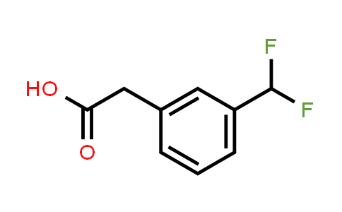 1000547-15-8 | 2-(3-(Difluoromethyl)phenyl)acetic acid