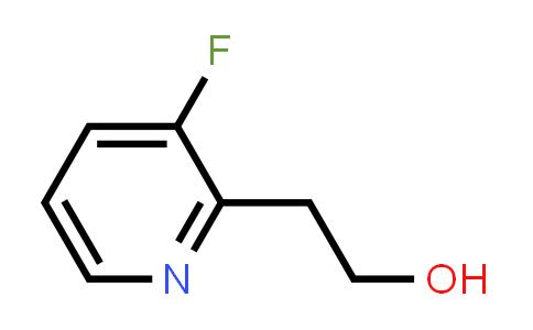 1000549-37-0 | 2-(3-Fluoropyridin-2-yl)ethan-1-ol