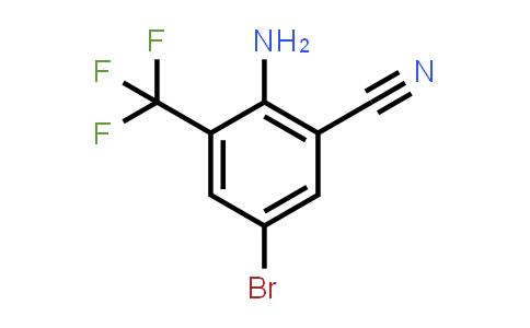 1000571-53-8 | 2-Amino-5-bromo-3-(trifluoromethyl)benzonitrile