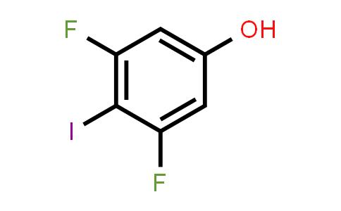 1000574-74-2 | 3,5-Difluoro-4-iodophenol