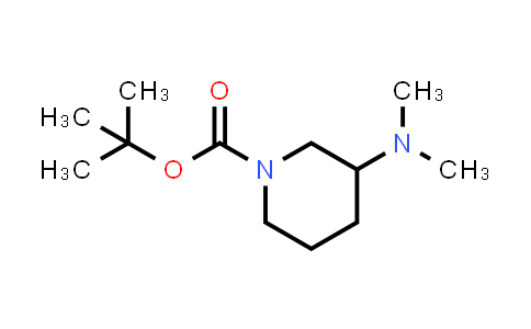 1000576-83-9 | tert-Butyl 3-(dimethylamino)piperidine-1-carboxylate