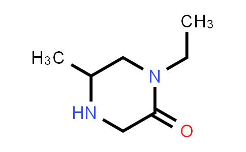 1000577-11-6 | 1-ethyl-5-methylpiperazin-2-one