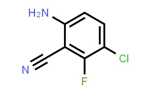 1000577-64-9 | 6-Amino-3-chloro-2-fluorobenzonitrile
