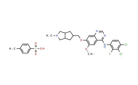 1000599-06-3 | Tesevatinib tosylate