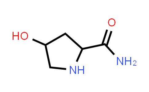 1000616-27-2 | 4-Hydroxypyrrolidine-2-carboxamide