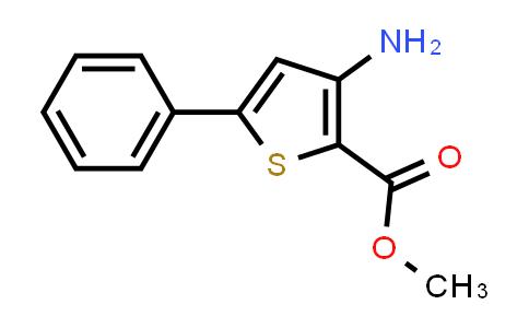 100063-22-7 | Methyl 3-amino-5-phenylthiophene-2-carboxylate