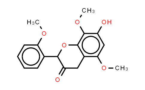 100079-34-3 | 2(S)-7-Hydroxy-5,8,2'-trimethoxyflavanone