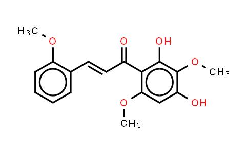 100079-39-8 | 2-Propen-1-one,1-(2,4-dihydroxy-3,6-dimethoxyphenyl)-3-(2-methoxyphenyl)-,(E)-