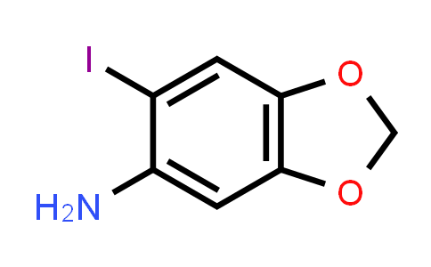 1000802-34-5 | 6-Iodobenzo[d][1,3]dioxol-5-amine