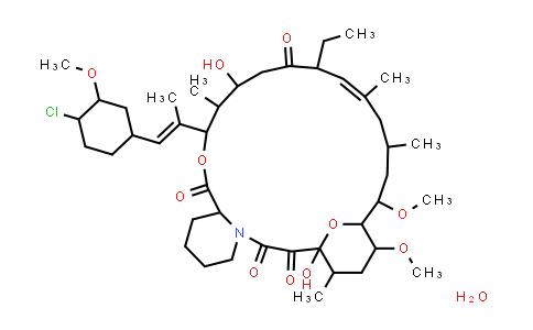 1000802-56-1 | Pimecrolimus hydrate(1:x)