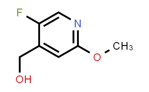 1000895-80-6 | (5-Fluoro-2-methoxypyridin-4-yl)methanol